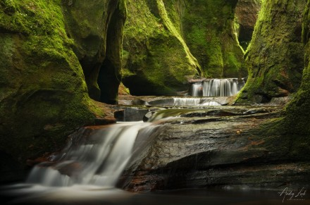 Finnich Gorge | Stirlingshire